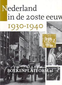 Nederland in de 20ste eeuw 1930-1940