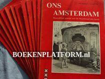 Ons Amsterdam 1964 Complete jaargang