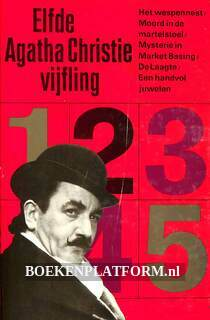 Elfde Agatha Christie vijfling