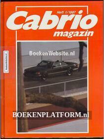 Cabrio magazin Heft 1/1987