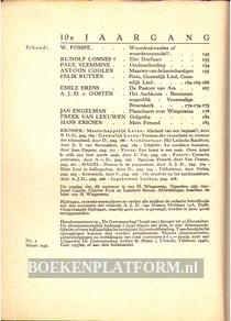 De Gemeenschap 1934 maart