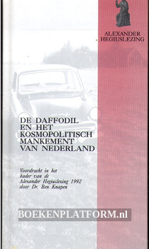 De Daffodil en het kosmopolitisch mankement van Nederland