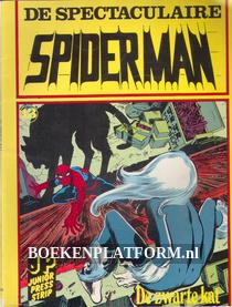 Spiderman, De zwarte kat