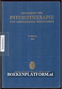 Zeitschrift fur Psychotherapie und Medizinische Psychologie 1961