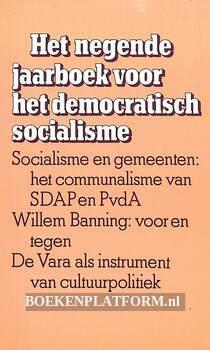 Het negende jaarboek voor het democratisch socialisme