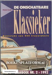 De onschatbare Klassieker nr.2 1992