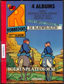 Robbedoes 177ste album