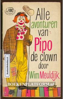 Alle avonturen van Pipo de clown