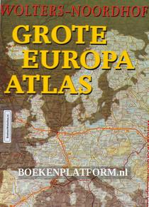 Grote Europa atlas