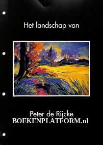 Het landschap van Peter de Rijcke