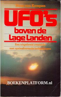 UFO's boven de Lage Landen