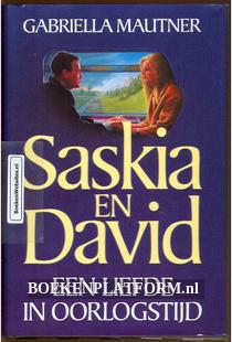 Saskia en David