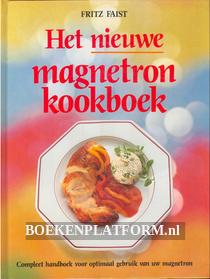 Het nieuwe magnetron kookboek