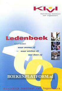 Kivi Ledenboek 2000