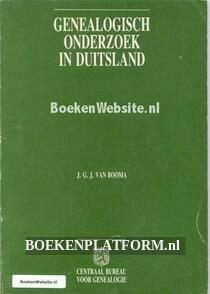 Genealogisch onderzoek in Duitsland