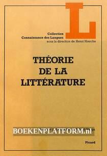 Theorie de la litterature