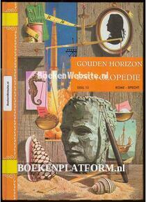 Gouden Horizon Encyclopedie 13
