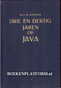 Drie en dertig jaren op Java II