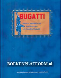 Bugatti, auto's, meubels en beelden van de familie Bugatti