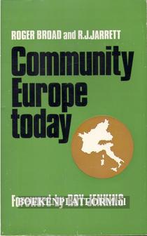 Community Europe today