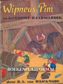 Wipneus, Pim en het groot raadselboek