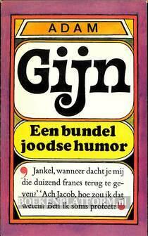 Gijn, een bundel joodse humor
