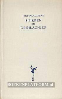 Snikken en Grimlachjes van Piet Paaltjens