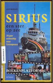 Sirius een ster op zee