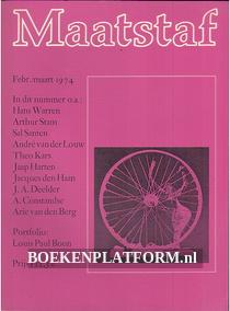 Maatstaf 02/03-1974