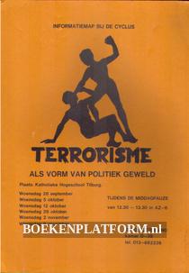 Terrorisme als vorm van politiek geweld
