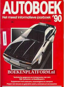 Autoboek '90