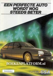 Citroen GSA brochure