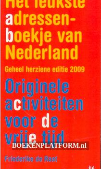 Het leukste adressenboekje van Nederland