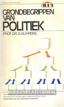 Grondbegrippen van politiek