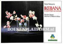 Ikebana in eigentijds glaswerk