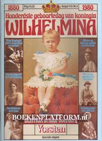Honderste geboortedag van koningin Wilhelmina