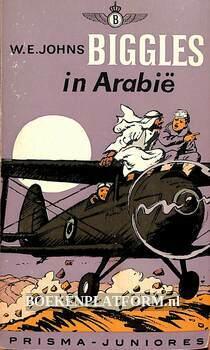Biggles in Arabië