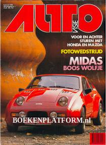 Autovisie 1988 Complete jaargang