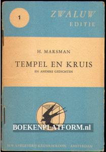 Tempel en kruis en andere gedichten