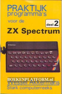 Praktijkprogramma's voor de ZX Spectrum 2