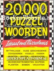 20.000 Puzzelwoorden