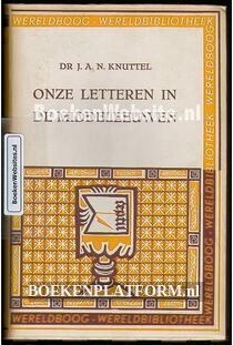 Onze letteren in de Middeleeuwen