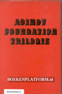 Asimov Foundation trilogie