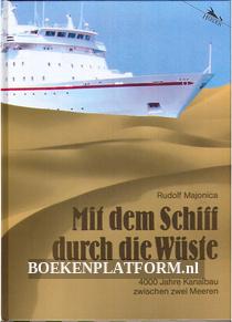 Mit dem Schiff durch die Wüste