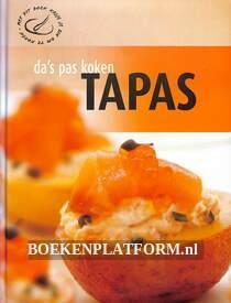 Da's pas koken, Tapas