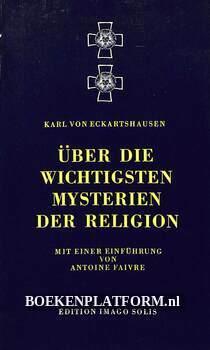 Über die wichtigsten Mysterien der Religion