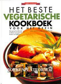 Het beste vegetarische kookboek voor het gezin