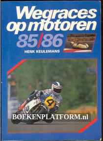Wegraces op motoren 85/86