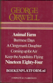 George Orwell omnibus