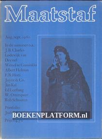 Maatstaf 08/09 1980